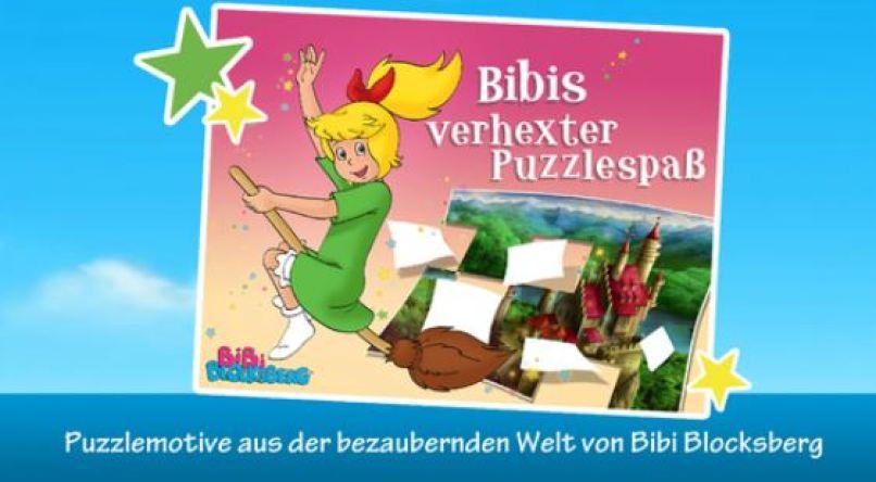 Bibi Blocksbergs verhexter Puzzlespaß