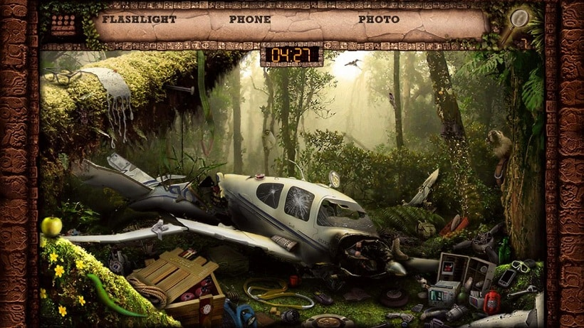 Hidden Object The Mysterious Streets