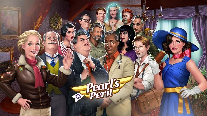 In Pearl's Peril reist ihr ab sofort nach Kanada