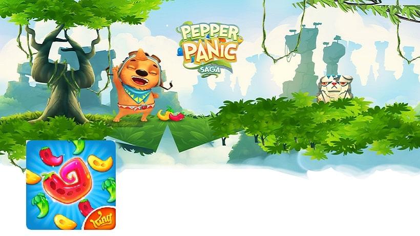 Pepper Panic Saga