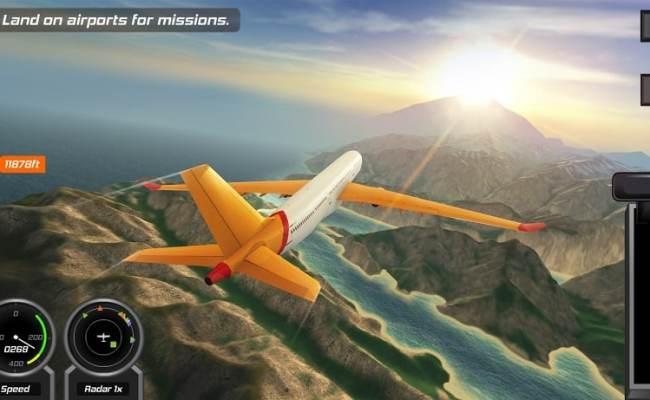 Flugpilot-Simulator 3D