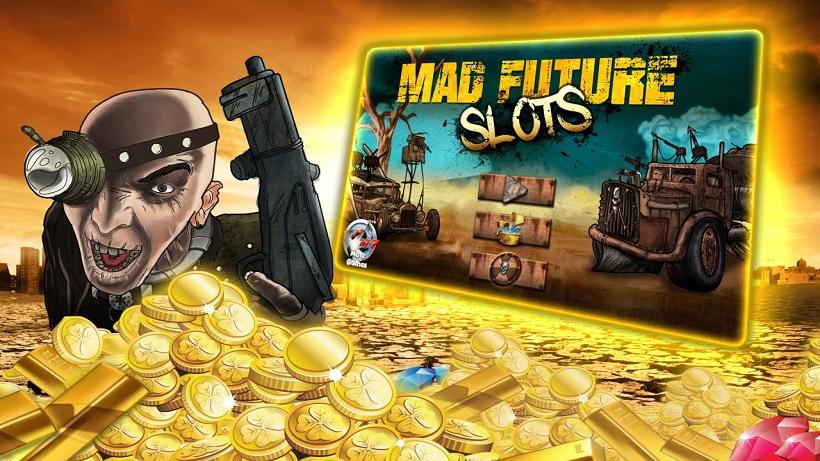 Mad Future Slots