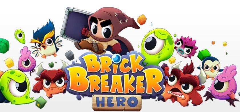 Brick Breaer Hero