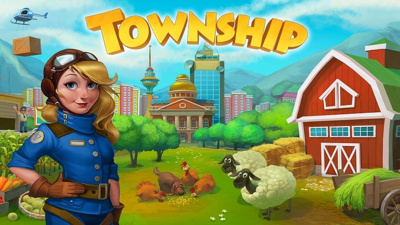 Jetzt mit vielen neue Features: Township!