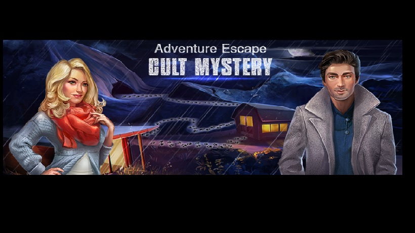 Adventure Escape Cult Mystery