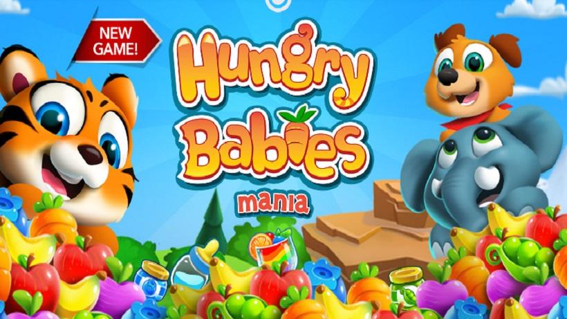 Hungry Babies Mania