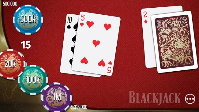 blackjack karten wert