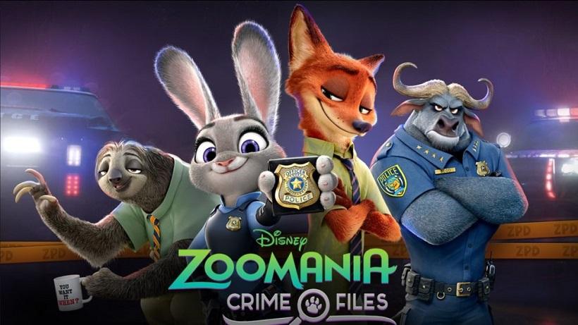 Zoomania Crime Files
