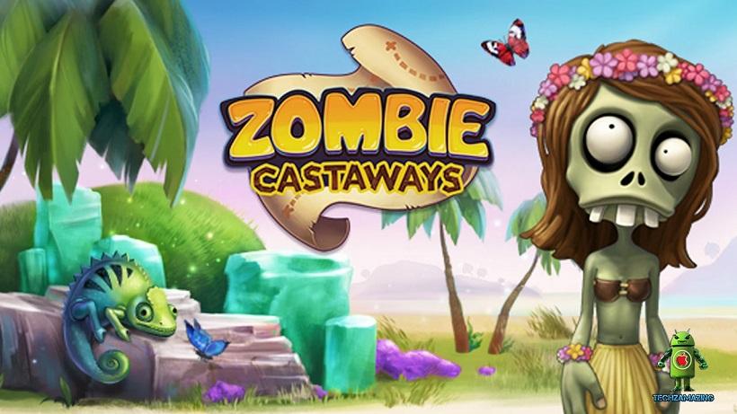 Zombie Castaways hat eine neue Insel