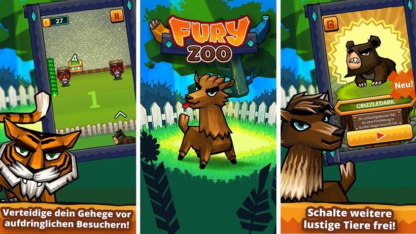 Fury Zoo