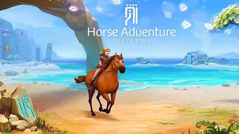 Reitet mit in Horse Adventure: Tale of Etria