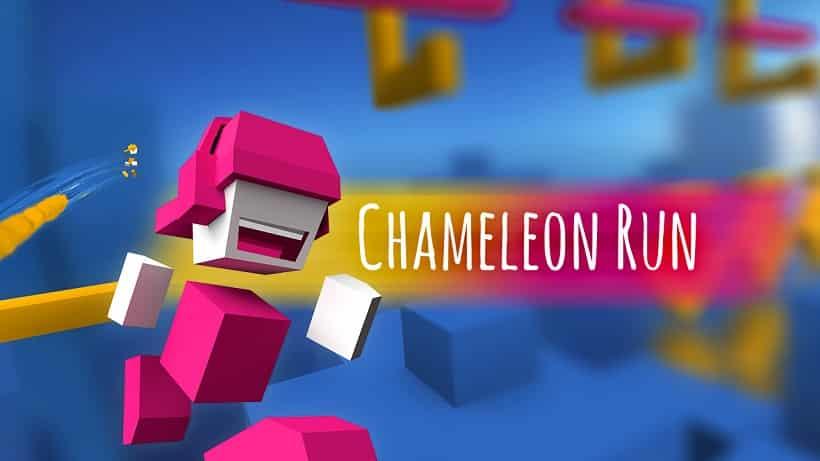 Chameleon Run von Noodlecake Studios