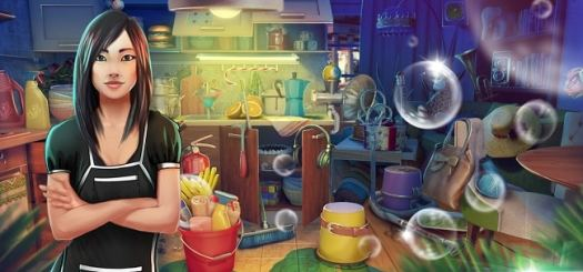 Hidden Object House Cleaning