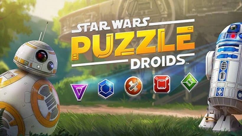 Star Wars Puzzle Droiden
