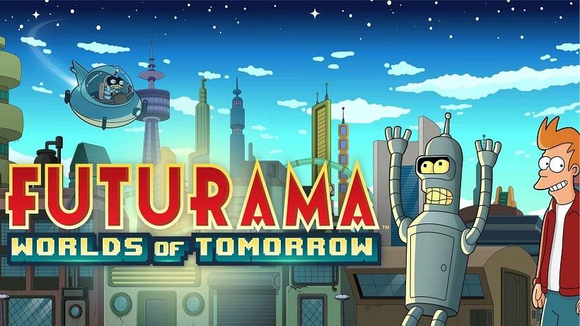 Futurama World of Tomorrow