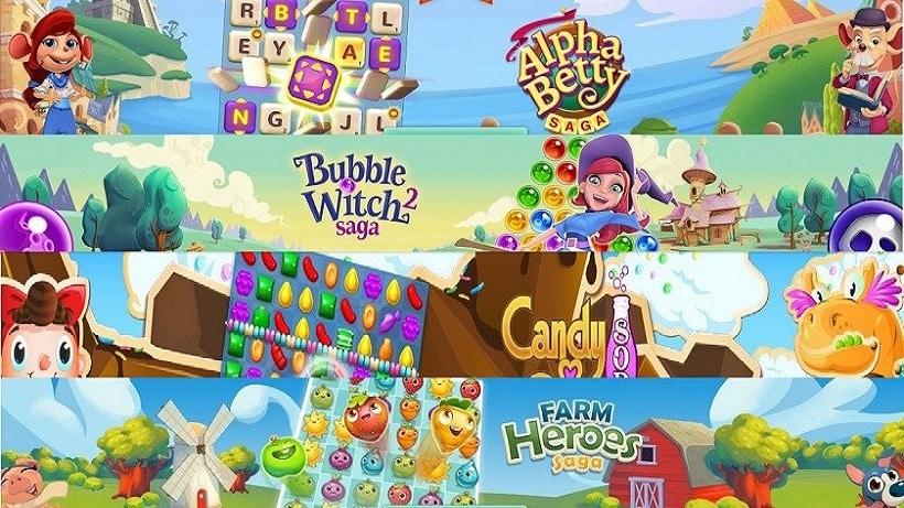Die besten kostenlosen King-Spiele im Überblick