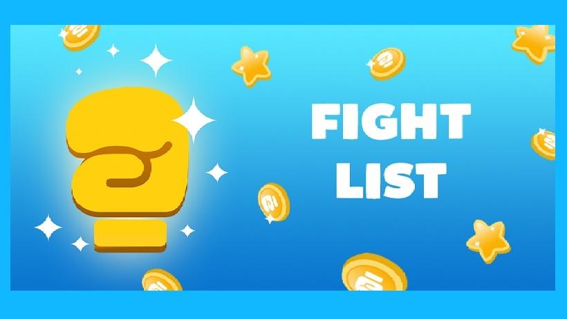 Fight List