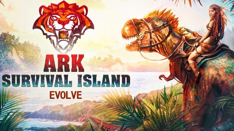 Jurassic Survival Island: Evolve