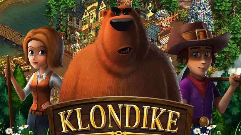 Jetzt mit neuen Features: Klondike Adventures!