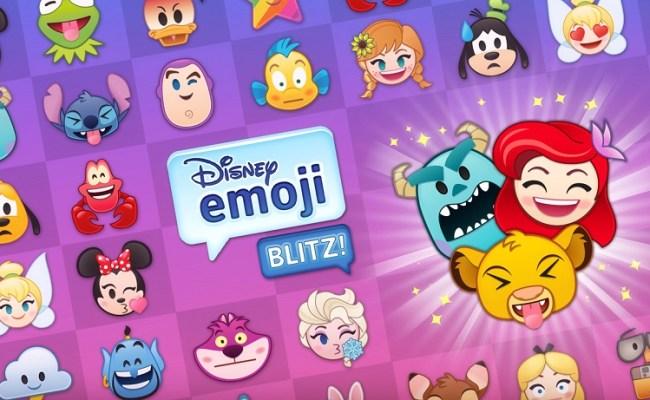 Disney Emoji Blitz (Credit: Youtube)