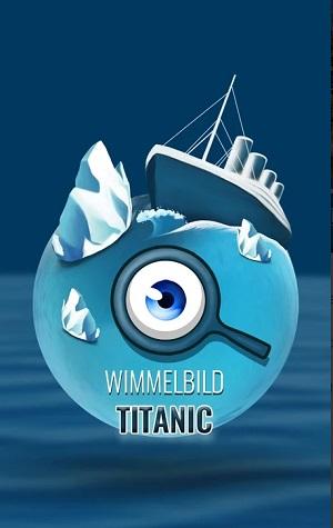 Titanic Wimmelbildspiel