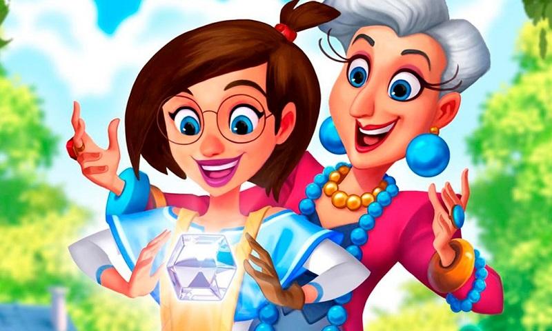 Diamond Diaries Saga