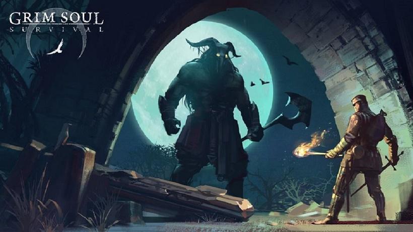 Grim Soul Dark Fantasy