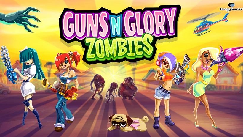 Guns'n'Glory Zombies