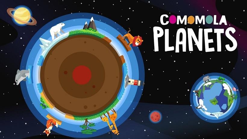 Comomola Planeten