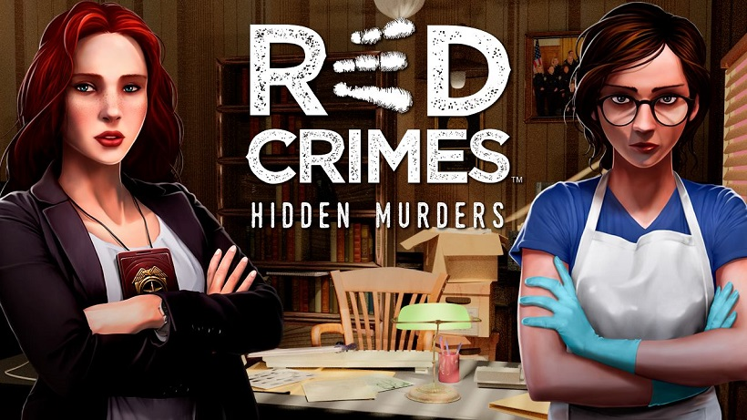 Red Crimes: Hidden Crimes