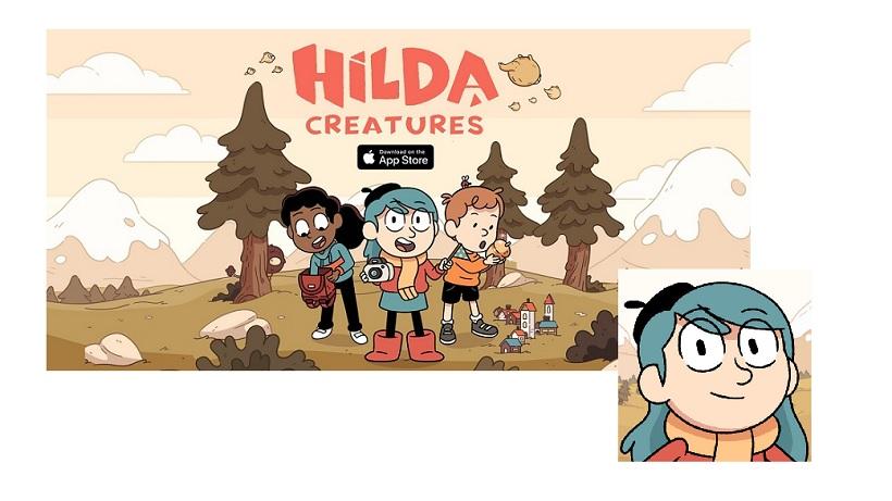Hilda und die Zauberwesen