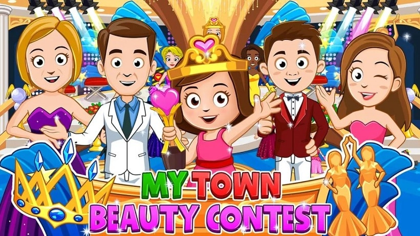 My Town - Beauty Contest