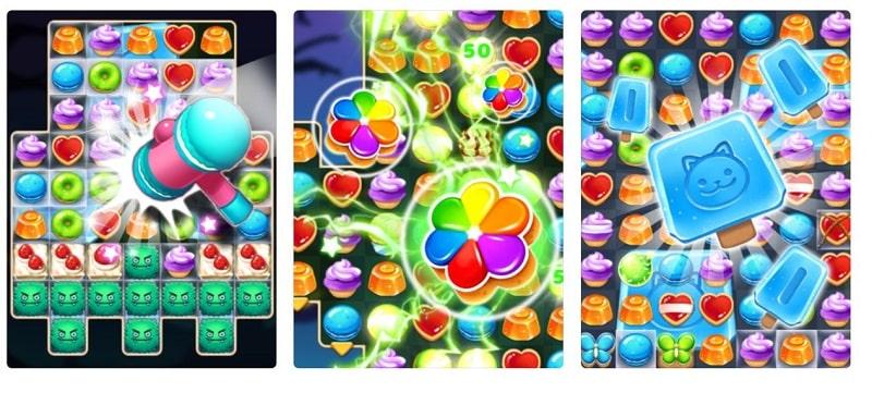 Sugar Pop - Master Puzzle
