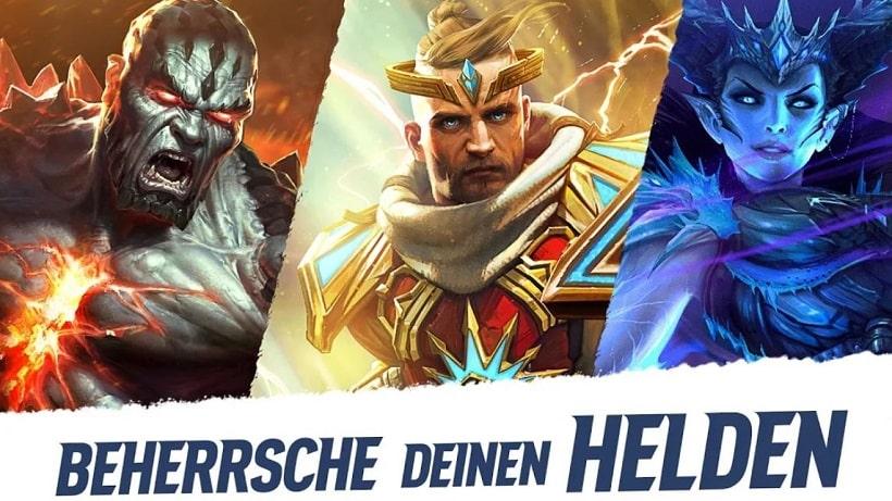 Heroic - Magic Duel
