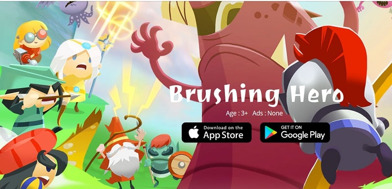 Brushing Hero