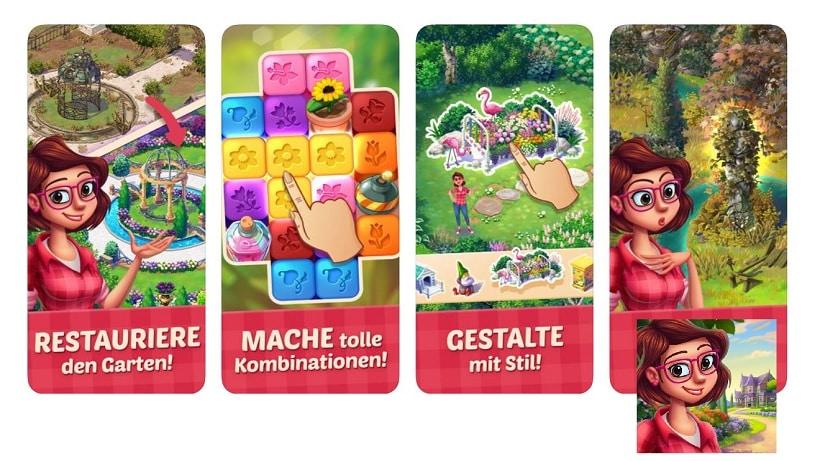 Kostenlos Spielen Lilys Garden Kostenlose Spiele Apps
