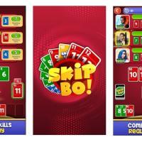 Gönnt euch eine Partie des Kartenklassiker Skip-Bo kostenlos