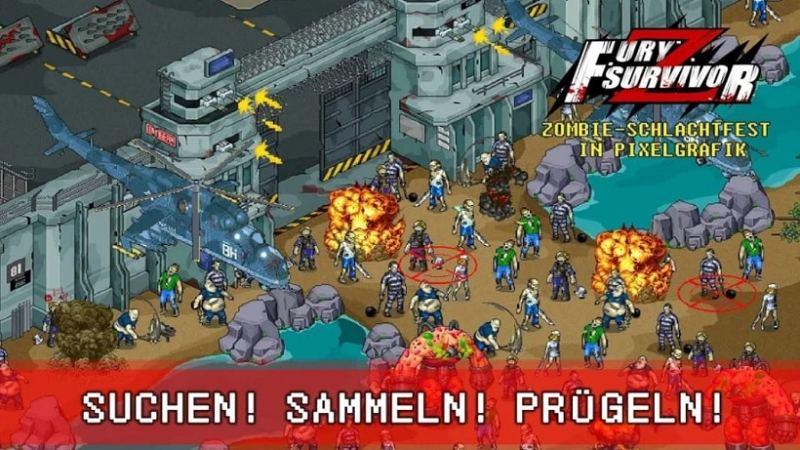 Fury Survivor - Pixel Z