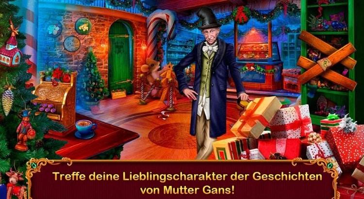 Christmas - Mutter Gans