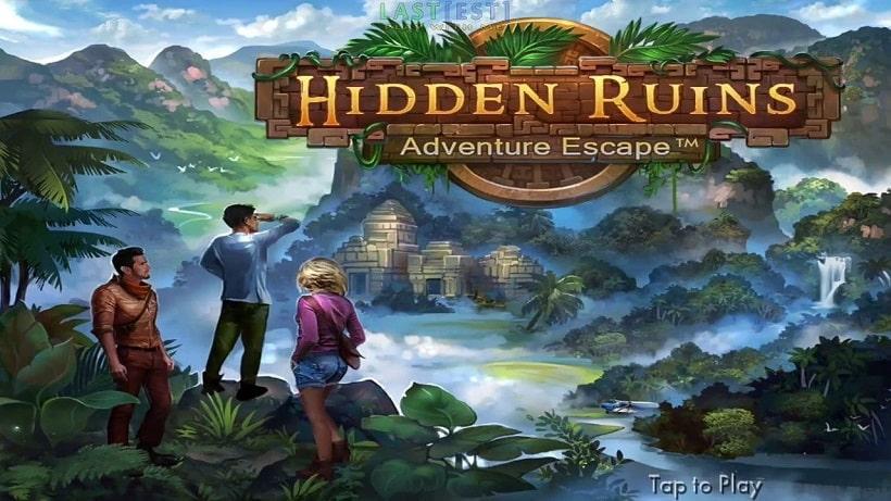 Adventure Escape - Hidden Ruins