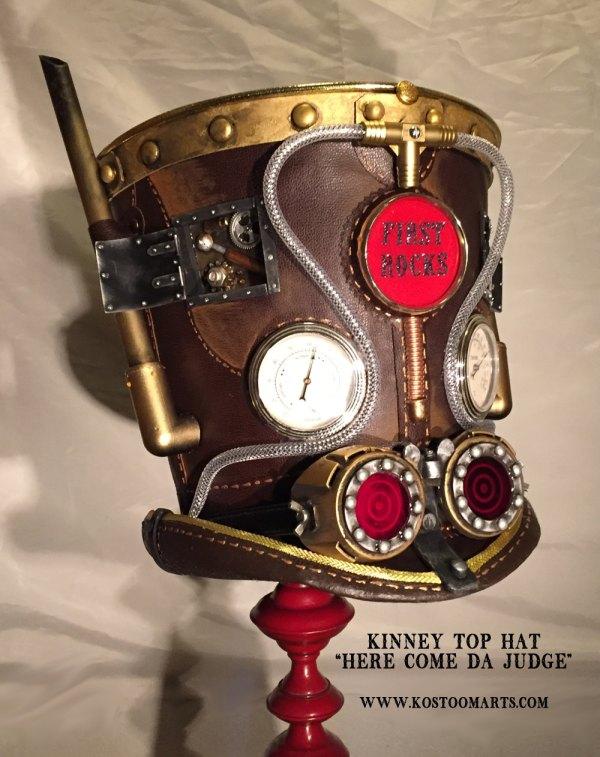 Steampunk Hats - Kostoom Arts Killbuck