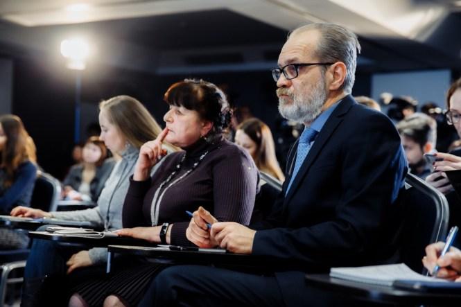 Бондарев Вадим Анатольевич на пресс-конференции губернатора в Костроме 13 02 2020