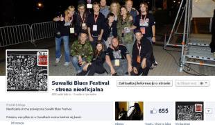 Więcej o: Suwałki Blues Festival na facebooku