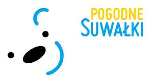 Logo Pogodne Suwałki - Miś Uśmich