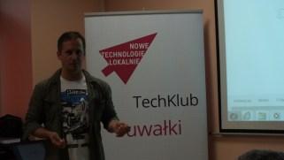 Zdjęcia z II TechKlubu Suwałki
