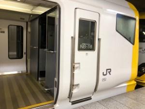 東京駅E257系500番台 わかしお
