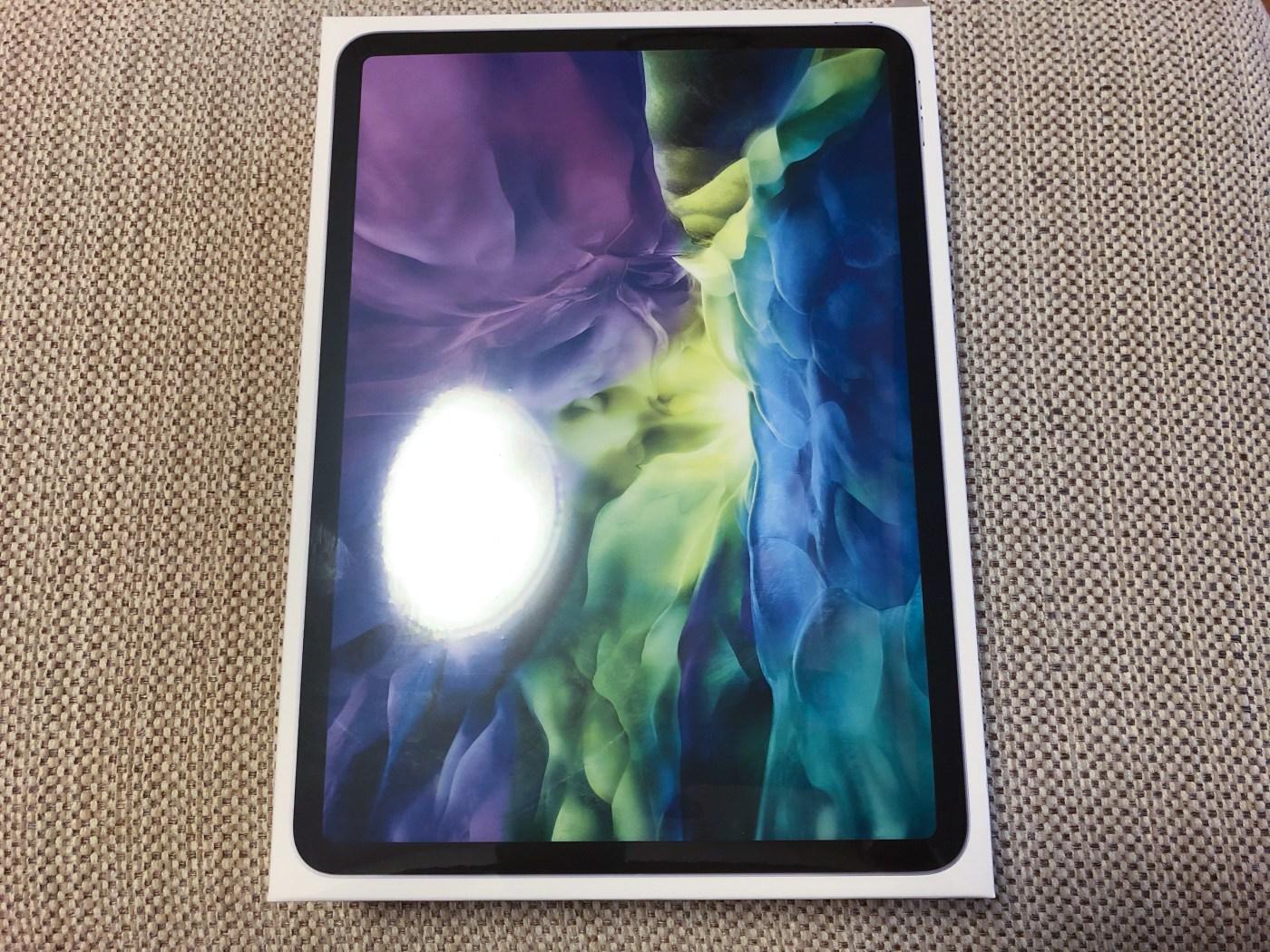 iPad Pro 11インチ第2世代