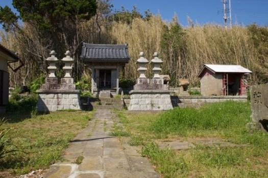 大杉神社 社
