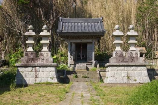 大杉神社 本殿