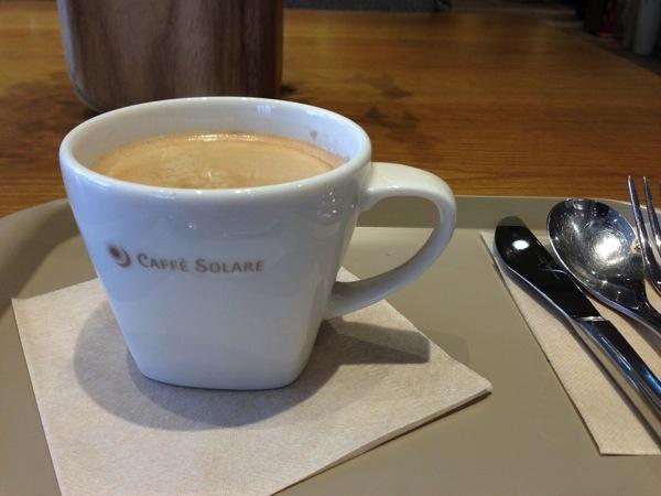 カフェソラーレコーヒー